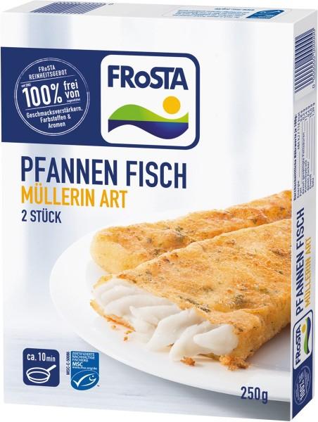 Pfannen Fisch Müllerin Art (250g)