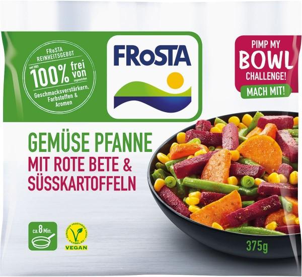 FRoSTA Gemüse Pfanne mit Rote Bete & Süßkartoffeln (375g)
