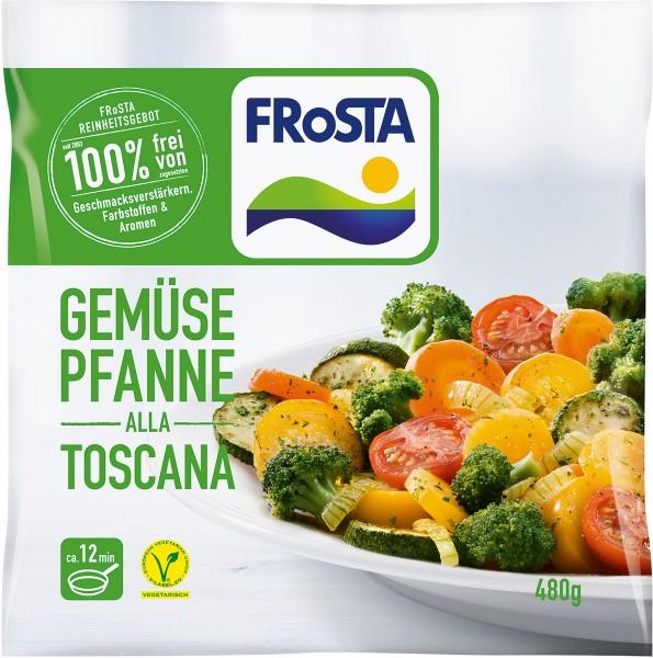 FRoSTA - Gemüse Pfanne Toskana - 480g