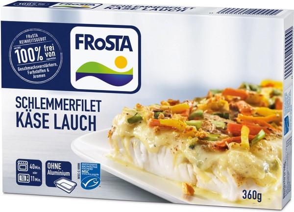 Schlemmerfilet Käse Lauch (360g)