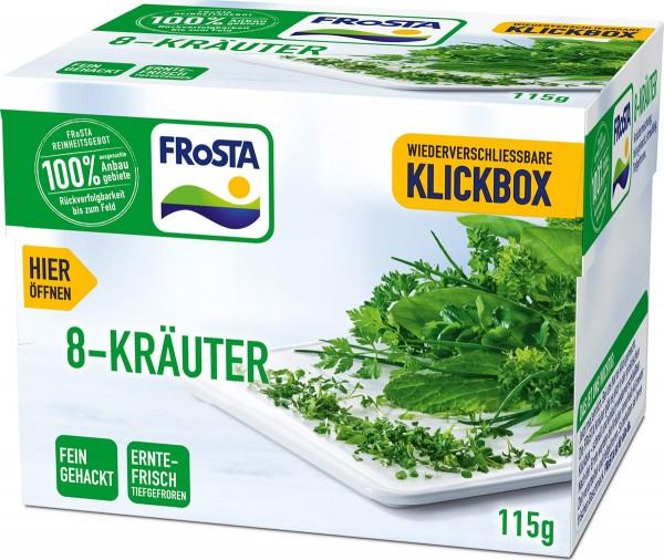 FRoSTA - 8-Kräuter 115g - Packshot