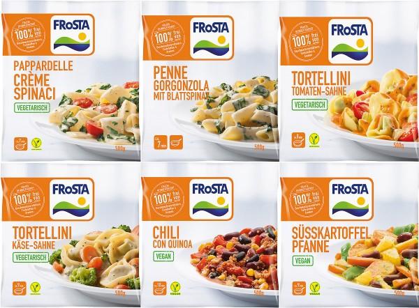 FRoSTA Veggie Paket (6 x 500g)