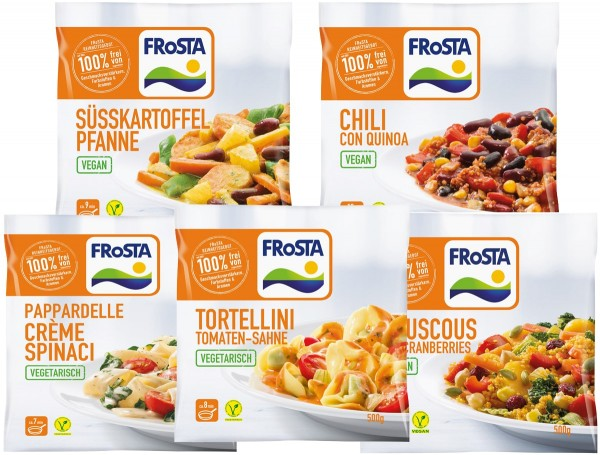 FRoSTA Advents-Paket (5 x 500g)