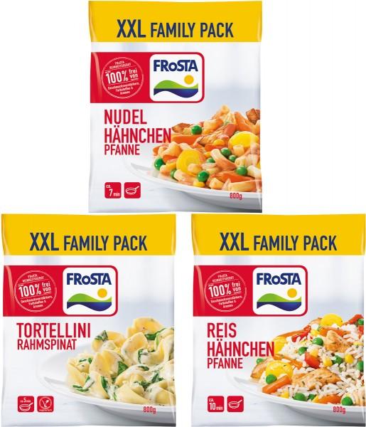 FRoSTA Paket XXL Family (2,4 kg)
