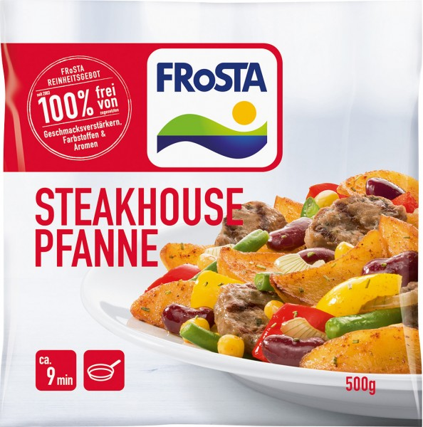 FRoSTA - Steakhouse Pfanne - 500g