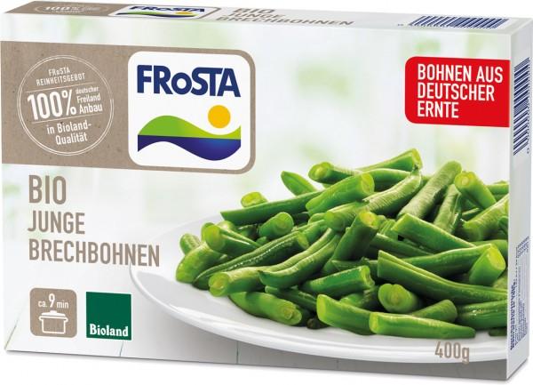 FRoSTA - Bio Junge Brechbohnen - 400g