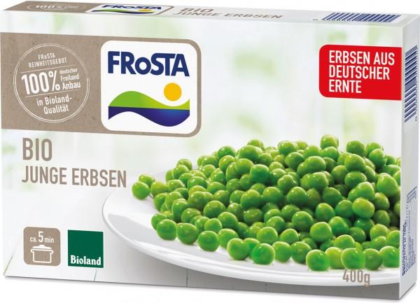 FRoSTA - Bio Junge Erbsen  (500g)