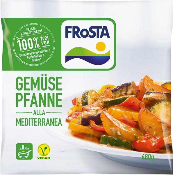 FRoSTA Gemüse Pfanne alla Mediterranea (480g)