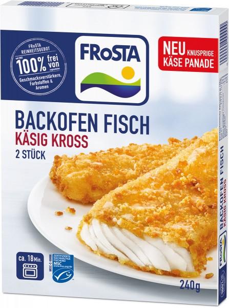 Backofen Fisch Käsig-Kross (240g)