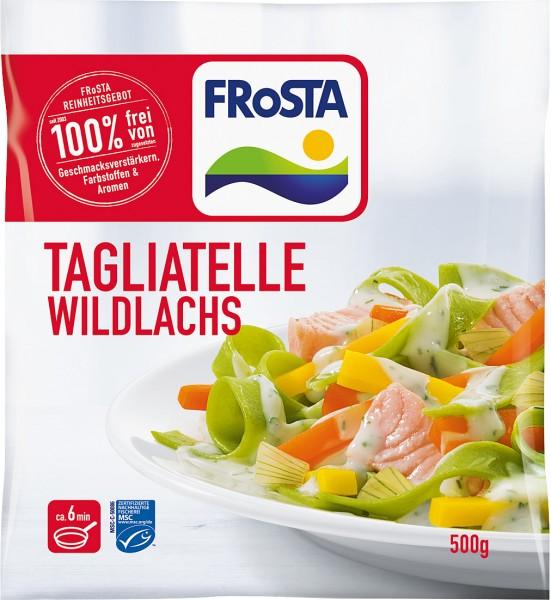 FRoSTA - Tagliatelle Wildlachs MSC - 500g