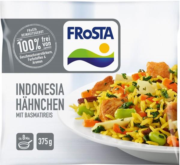 FRoSTA Indonesia Hähnchen mit Basmatireis (375g)