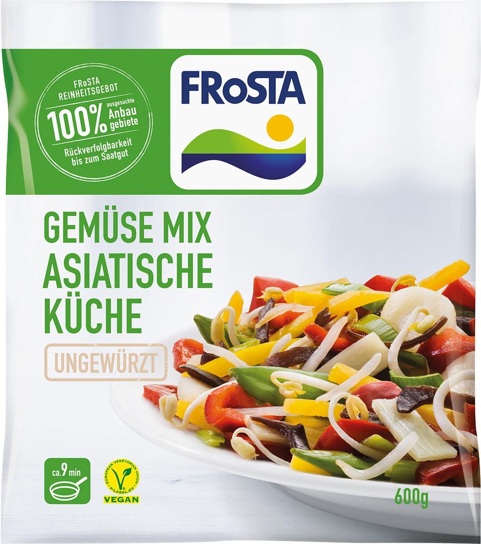 FRoSTA Gemüse Mix Asiatische Küche | FRoSTA Shop