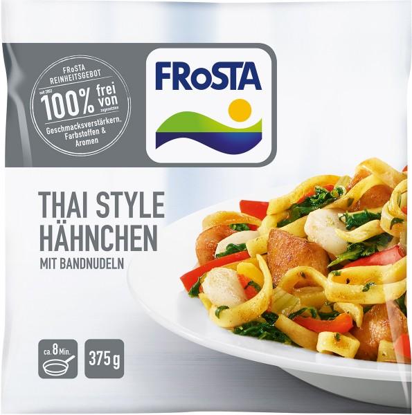 FRoSTA Thai Style Hähnchen mit Bandnudeln (375g)