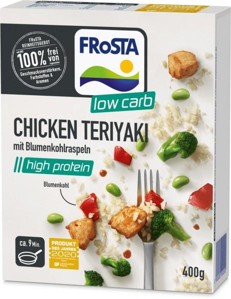 FRoSTA Chicken Teriyaki mit Blumenkohlraspel (400g)