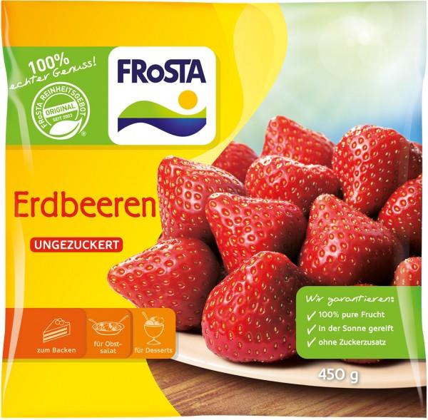 FRoSTA - Erdbeeren - 450g