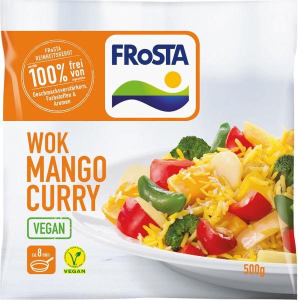 FRoSTA Wok Mango Curry (500g)