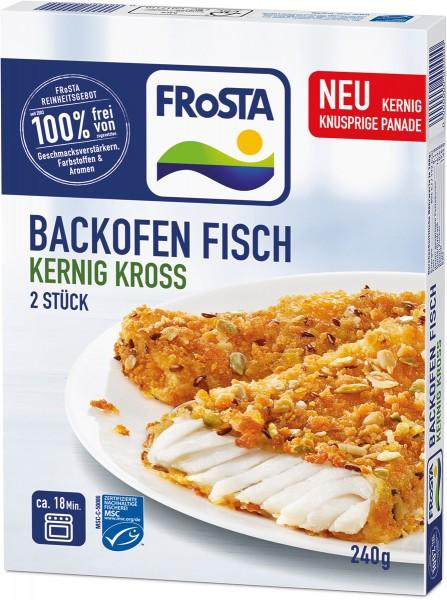 Backofen Fisch Knusprig-Kross (240g)