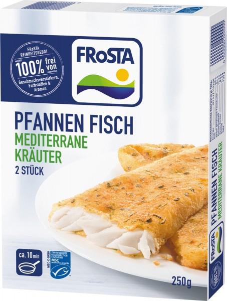 Pfannen Fisch Mediterrane Kräuter (250g)