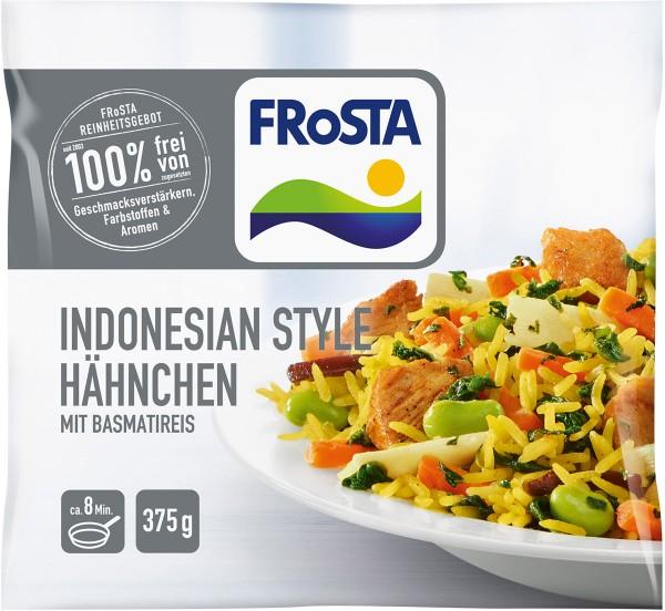FRoSTA Indonesian Style Hähnchen mit Basmatireis (375g)