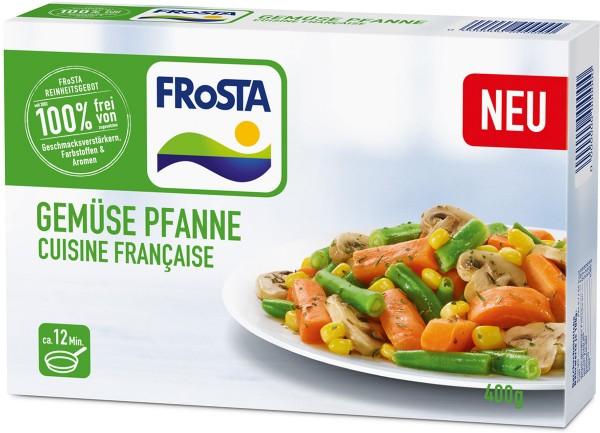 FRoSTA Gemüse Pfanne Cuisine Française (400g)