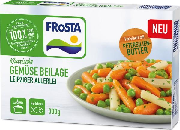 FRoSTA Gemüse Beilage Leipziger Allerlei - Packshot
