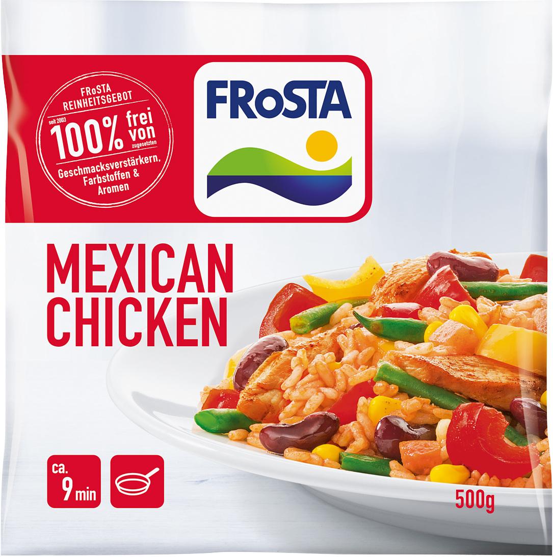 frosta mexican chicken online bestellen frosta shop. Black Bedroom Furniture Sets. Home Design Ideas
