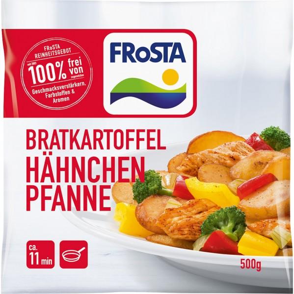 FRoSTA - Bratkartoffel Hähnchen Pfanne - 500g