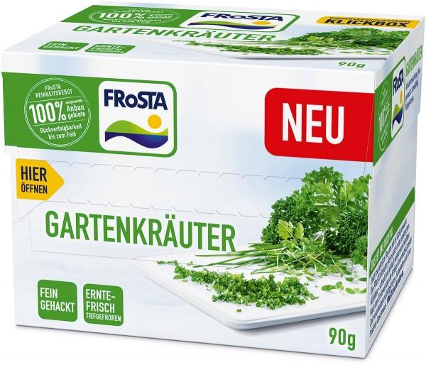 FRoSTA Gartenkräuter (80 g)