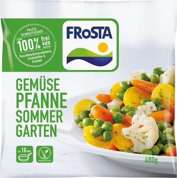 FRoSTA - Gemüse Pfanne Sommergarten - 480g