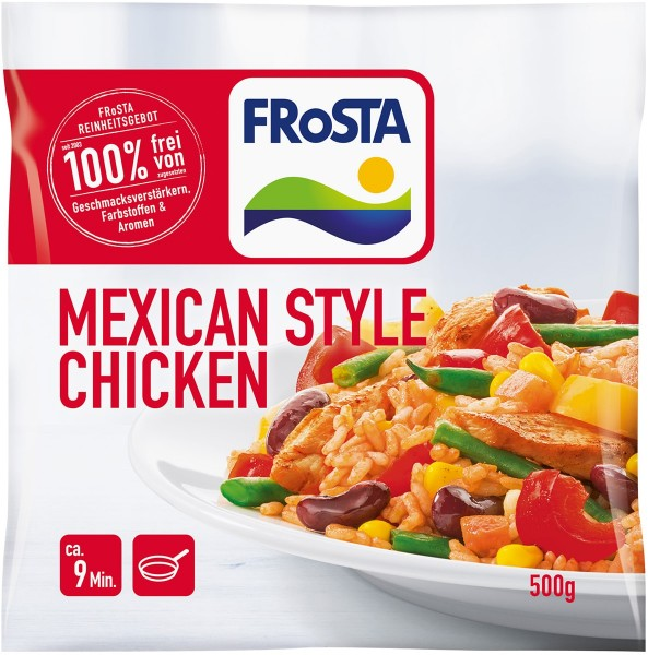 FRoSTA Mexican Style Chicken (500g)