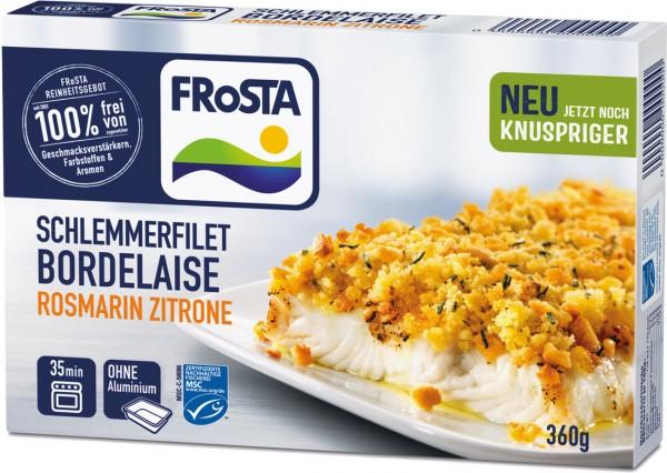 FRoSTA Schlemmerfilet Bordelaise Rosmarin-Zitrone (360g)
