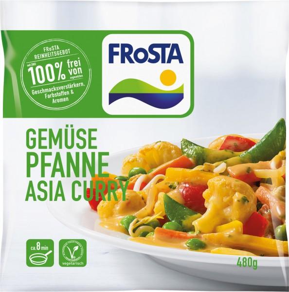 FRoSTA Gemüse Pfanne Asia Curry - 480g