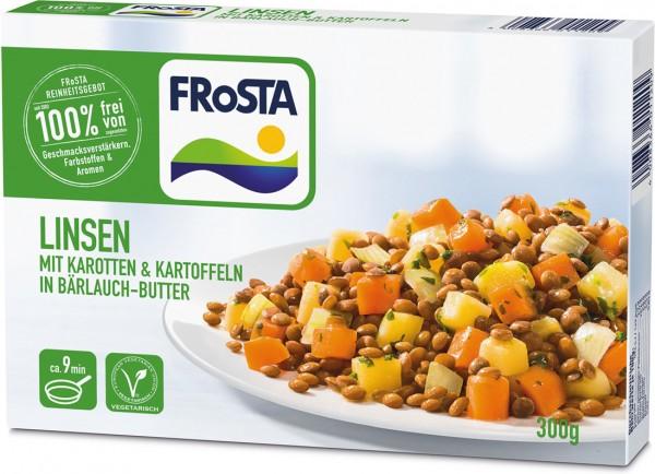 FRoSTA - Linsen mit Karotten & Kartoffeln - 300g