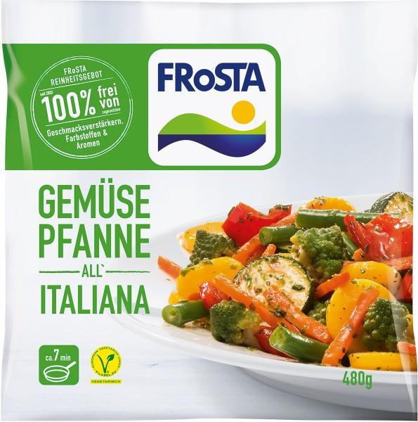 FRoSTA - Gemüse Pfanne all' Italiana - 480g