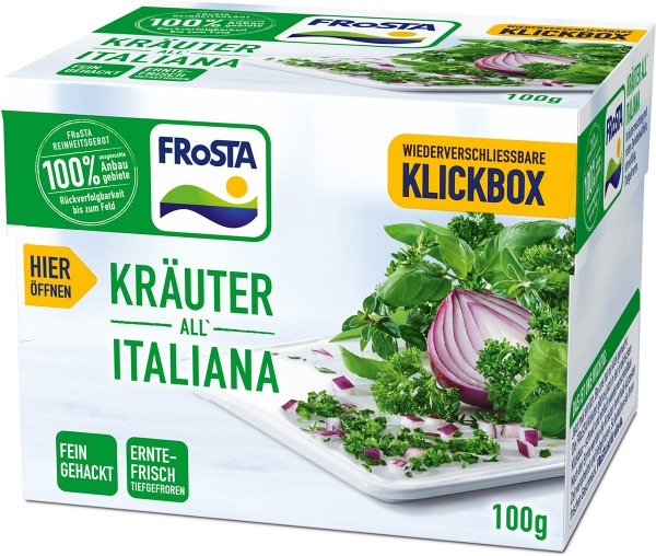 FRoSTA - Kräuter all` Italiana - 100g