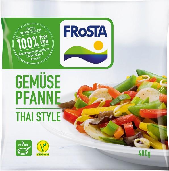 FRoSTA - Gemüse Pfanne Thai  - 480g