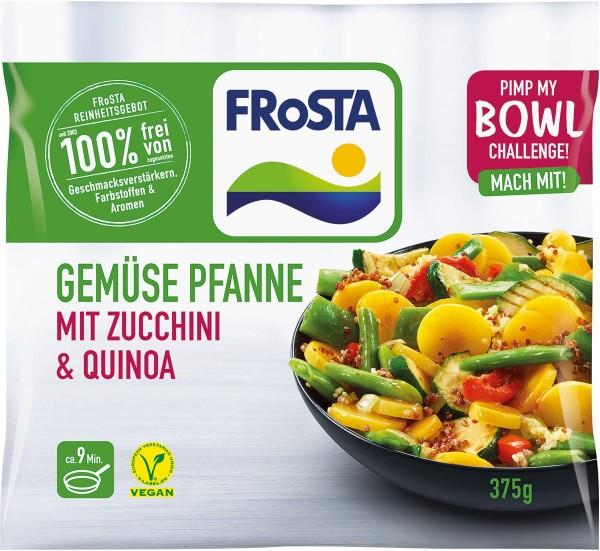 FRoSTA Gemüse Pfanne mit Zucchini & Quinoa (375g)