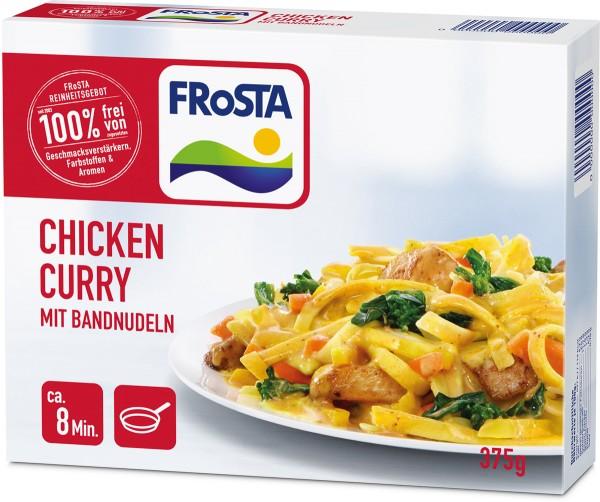 FRoSTA Chicken Curry mit Bandnudeln (375g)
