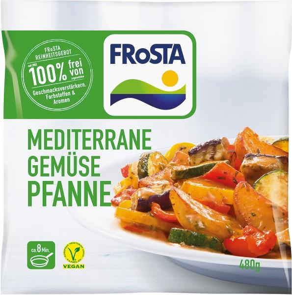 FRoSTA - Mediterrane Gemüse Pfanne - 480g