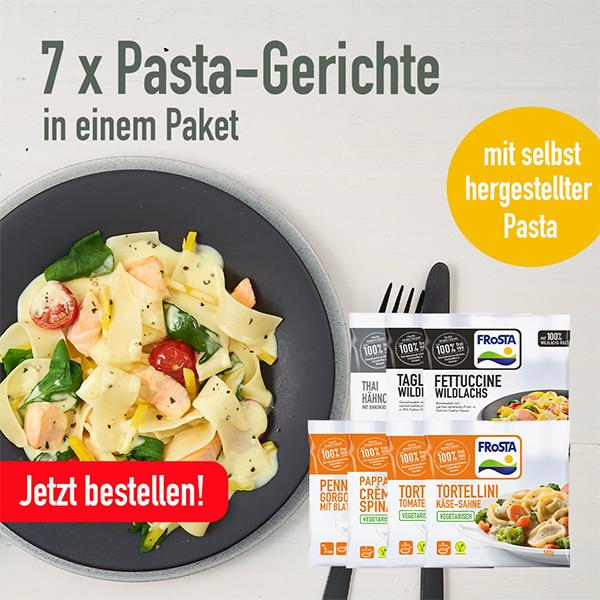 FRoSTA Pasta Weeks