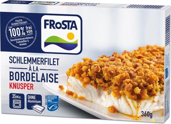 FRoSTA Schlemmerfilet Knusper Bordelaise (360g)