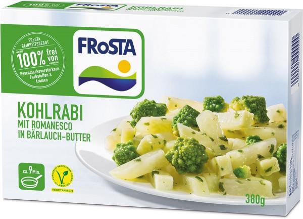 FRoSTA - Kohlrabi in Bärlauch-Butter - 380g