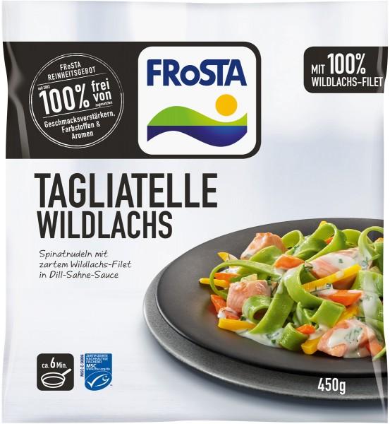 FRoSTA - Tagliatelle Wildlachs in Dill Sahne Sauce - 500g