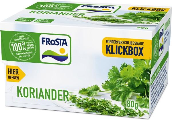 FRoSTA Koriander (80 g)