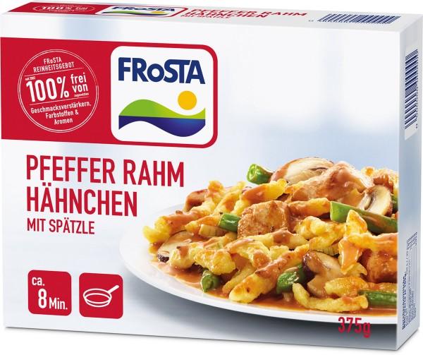 FRoSTA Pfeffer Rahm Hähnchen mit Spätzle (375g)